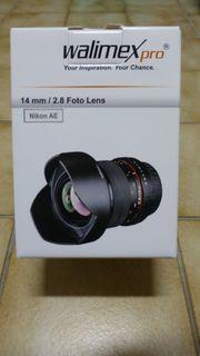 walimex pro Samyang 14mm 2