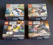 Lego Star Wars Microfighter Serie