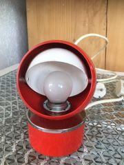 Hustadt 1970er kultige Kugelkopflampe Orginal