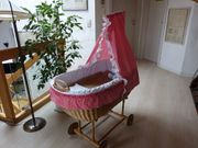Stubenwagen Babybett