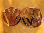 2 Neu VW Wolksvagen Zeichen