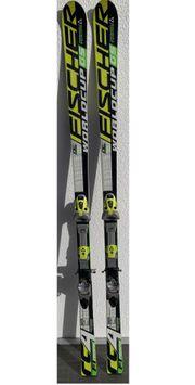 Skier - TOP SKI - Fischer Worldcup