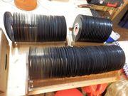 Große Schallplattensammlung 50er 60er 70er