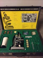 Mikroskop für Anfänger und Kinder