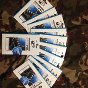 10 x Schutzhüllen für Samsung