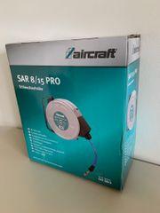 AIRCRAFT Schlauchaufroller SAR 8 15