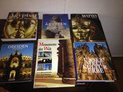 50 Buch Bücher Bildbände Länder