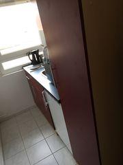 Küchenzeile Kühlschrank