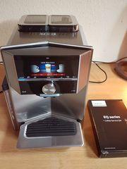 Siemens EQ 9 Silber Espressomaschine