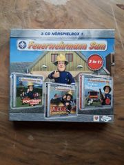 Feuerwehrmann Sam - 3 CD S