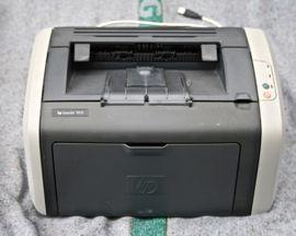 Laserdrucker - Ein paar Bürogeräte Drucker Multifunktionsgeräte