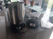 Bartscher Kaffeemaschine - Gastro Haushalt zu