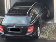 Mercedes C220 T CDI Blue