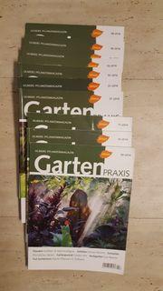 Gartenpraxis Zeitschriften aus dem Jahr