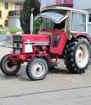 Traktor IHC 533 zu verkaufen
