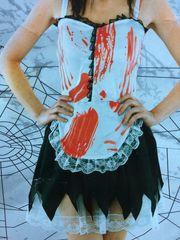 Damenbekleidung Halloween Kostüm Kleid Gr