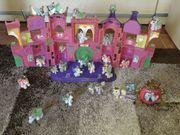 Filly Pferde Schloss