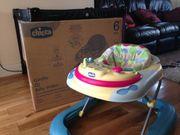 Chicco Baby Lauflernhilfe Girello DJ