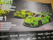 Poster Manthey Racing Porsche 911