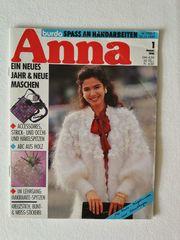 burda Zeitschrift 1990 Anna - Spaß