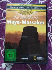 Maya-Massaker DVD