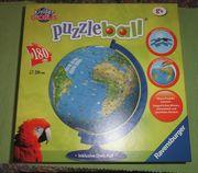 Neu Ravensburger 123261 - Kinderglobus Puzzleball -
