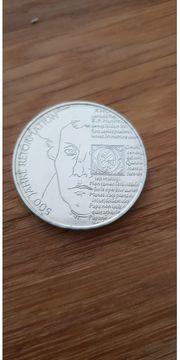 Sammlermünze Münze Silbermünze 20EUR 2017