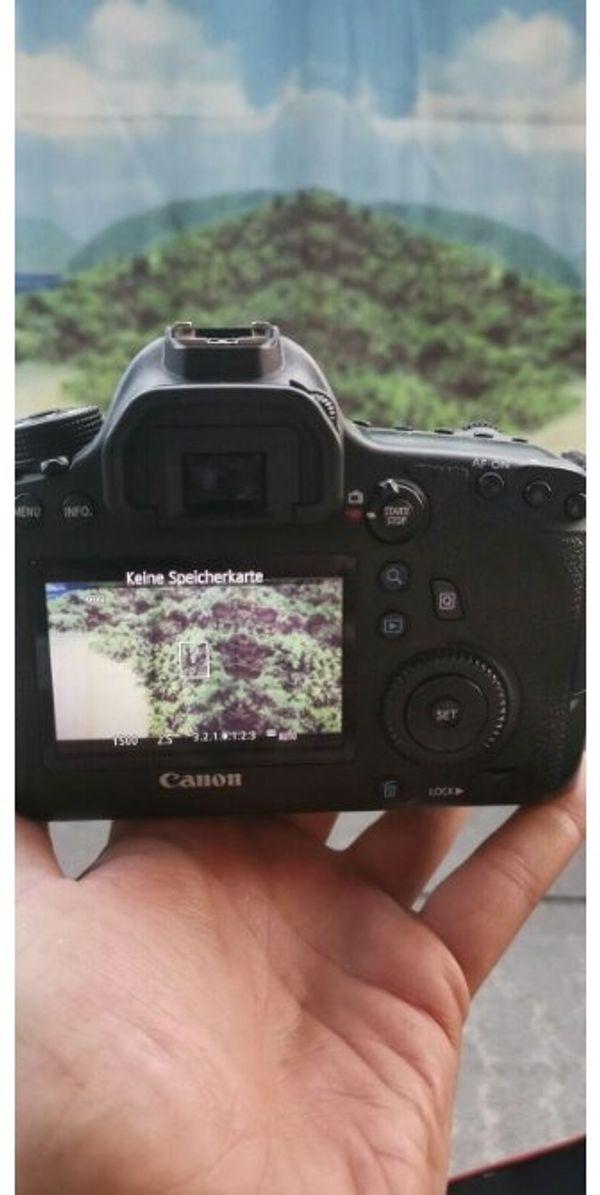 Canon Eos 6d 20, 2MP Digi Vollformat (nur Gehäuse)
