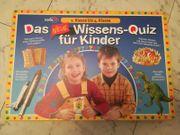 Das Wissensquiz für Kinder