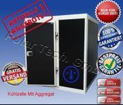 Kühlhaus Kühlzelle mit Aggregat Lieferung