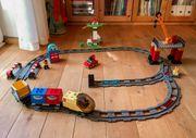 Duplo Eisenbahn Set mit Zubehör