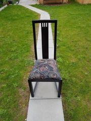 4 Esstischstühle zu verkaufen