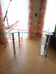 Computertisch Schreibtisch aus 1 cm