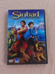 verkaufe DVD Sinbad der Herr