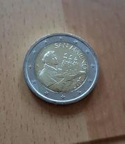 2 Euro Kursmünze San Marino