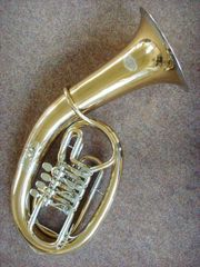 Tuba von Pscherer Klingenthal