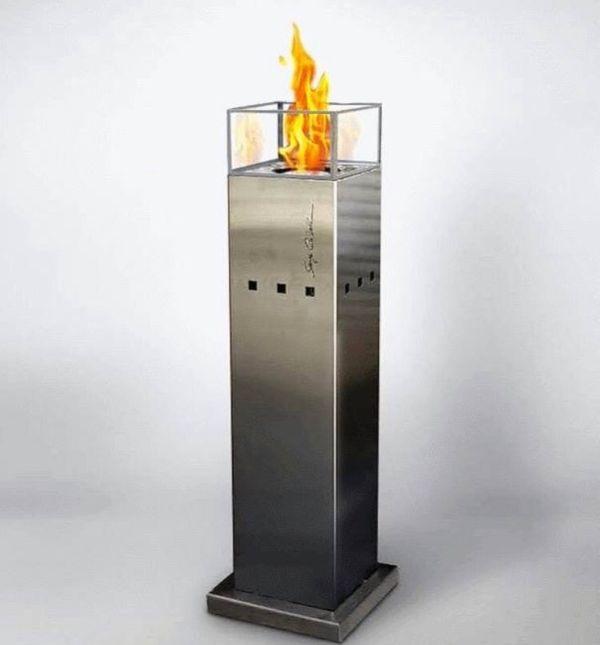 Premium Design Gasfackeln vom Feinsten