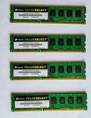 RAM DDR3 8GB -10666 13333MHz