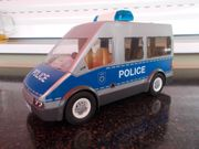Playmobil Polizeifahrzeug