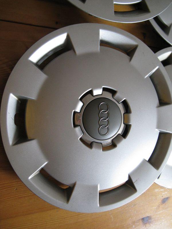 Audi Felgenabdeckungen 15 Zoll