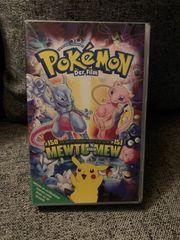 VHS Kassette Pokemon