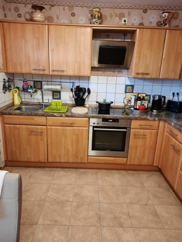 L-Form Einbauküche