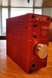 True Systems P-Solo Mikrofon Preamp