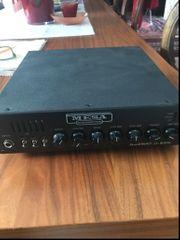 Verkaufe Bassverstärker Mesa Boogie D-800