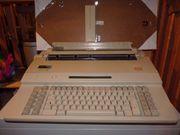 Speicher-Schreibmaschine
