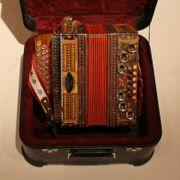 Hochwertige Steirische Harmonika Peter Stachl