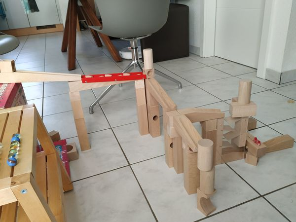 Holzkugelbahn HABA