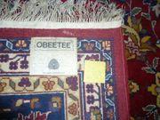 Echter handgeknüpfter Orient Teppich
