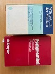 Wörterbücher Medizin