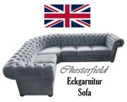 Chesterfield Vintage Retro Eck Garnitur